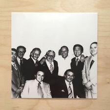 Deathwish skateboard vinyl sticker photo old men Frank Sinatra white suits $$$