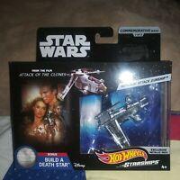 Hot Wheels Starships Star Wars Republic Attack Gunship NIB