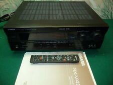 Yamaha Natural Sound AV Receiver RX V495