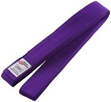 Pro Touch Unisex Niños Hombre Mujer Cinturón Budo Púrpura