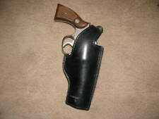 "S&W Factory Belt Holster S&W K Frame 10 12  15 18 14 19 48 53 66 4"" RH GC 090420"