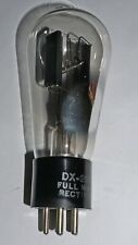 PeeWee Brand Type DX-280 Globe Bulb Full Wave Rectifier Tube  - New in Box