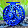 Fly Fishing Reel 3/4 5/6 7/8WT CNC-machined Large Arbor Aluminum Casting Wheels