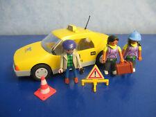 3199 taxi + 2x pasaje a personajes 4311 aeropuerto figuras Playmobil 1725