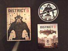 District 9 - Steelbook DVD