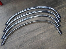 Wheel barrel chrome citroen ZX chrome Fender chrome trim Mudguard