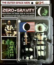 COLORFORMS OUTER SPACE MEN NEW INFINITY CARDED 2018 ZERO GRAVITY WITH GLOW SUIT