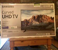"Samsung 49"" Class 4K (2160) UHD LED Smart TV"