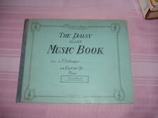 How To Make Music Manuscript The Nicomede Edition Daisy Blank Music Book Writer