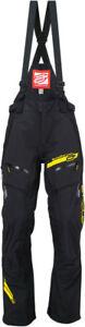 ARCTIVA Snow Snowmobile VIBE Shell Bibs/Pants (Black) Choose Size