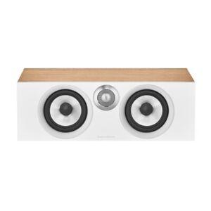 B&W HTM6 S2 Center Channel Speaker; Oak; Anniversary; Single Speaker (New)