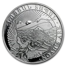 2017 1/4 oz Armenian Silver Noah's Ark Coin (BU)