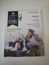 UBISOFT - MAD IN FRANCE #1 / 2013-2014 ( Anonymous, le jeu c'est un métier...