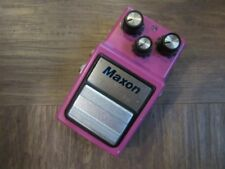 Maxon AD-9 Pro Analog Delay Guitar Effect Pedal Original 80s Vintage With Box