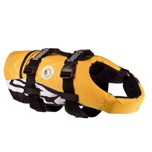 EZYDOG - SEADOG LIFE JACKET / FLOATATION AID FOR ALL BREEDS OF DOG (Yellow)