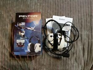 Peltor Aviation Headset 7004 NIB