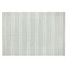 ProCook Woven Rectangular Placemat Set 4 Piece - Silver