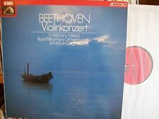 CHRISTIAN FERRAS plays BEETHOVEN  Violin Concerto  MALCOLM SARGENT  EMI  LP
