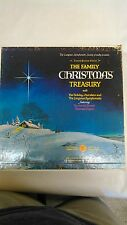 The Family Christmas Treasury Limited Preview Edition 4 LP Set lp53