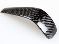 * Carbon Fiber Moulding Shift Gear Knob Cover For BMW E90 E91 E92 E93 3-Series