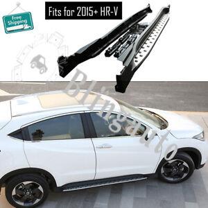 Fits for Honda HR-V HRV 2015-2020 running board side step nerf bars side chairs