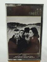 U2 - 'The Joshua Tree' Cassette Tape Island Records #C153501/1987