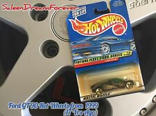 FORD GT 90 MATTEL HOT WHEELS DIECAST 1:64 NOS FROM 1999 SHELBY COBRA GT MUSTANG