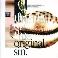 V/A Post Punk - The Fruit Of The Original Sin [CD]