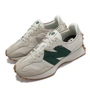 New Balance 327 Green Beige Man Unisex Casual Lifestyle Shoe MS327HR1  D