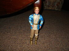 Barbie Rapunzel's Royal Wedding Ken as Prince Stefan/Talks