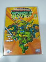 Las Tortugas Ninja Teenage Mutant Ninja Volumen 1 - DVD Español - Am
