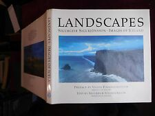 SIGURGEIR SIGURJONSSON: LANDSCAPES, IMAGES OF ICELAND/ARCTIC/BIG 1993