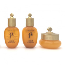[The history of Whoo] Gongjinhyang 3pcs Special Gift Kit Newiest + Gift