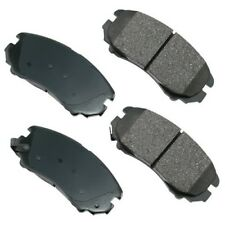 Akebono ACT924 Front Ceramic Brake Pads