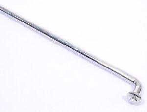 Wheelmaster Stainless Steel Bicycle Spoke & Nipple 305mm, 12 Gauge