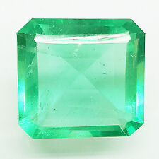 RARE & NICE SQUARE SHAPE 45.85 CT 100% NATURAL FLUORITE GEMSTONE