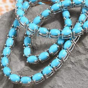 Arizona Sleeping Beauty Turquoise Tennis Necklace Turquoise Tennis Necklace