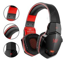 Bluetooth Gaming Headsets Headphones with Mic for PS4 Nintendo Switch  XBox one