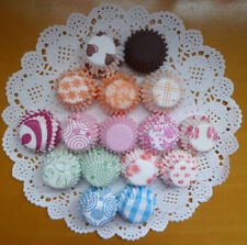 300 Pcs Colorful Mini Cupcake Liners Muffin Case Cake Paper Baking Cups