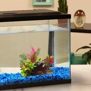 10 Gallon Aquarium Hood Fish Tank Top Lid With LED Light NEW
