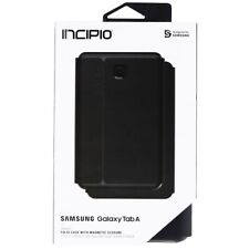 Incipio Faraday Series Folio Case for Samsung Galaxy Tab A - Black