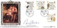 1996 ustioni-Benham blcs OFF-SCRITTORI Museo H / S-firmata da Norman ferri da stiro