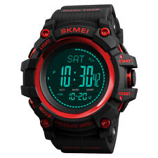 SKMEI Men's Digital Sport Wrist Watch w/ Altimeter Barometer Thermometer Compass