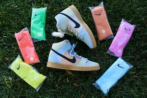 Official Nike Everyday Socks - Bold Color Series - Authentic Crew Socks