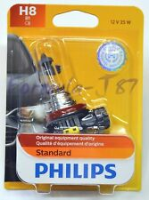 OpenBox Philips Standard H8 35W One Bulb Fog Light Halogen Replacement Stock OE