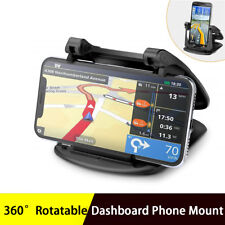 Universal 360° Rotatable Car Dashboard Mobile Cell Phone Mount Holder Stand