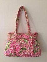 VERA BRADLEY Little Betsy in Petal Pink - Retired Pattern, Purse/Shoulder Bag