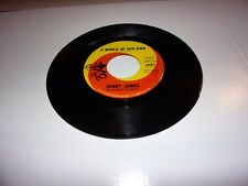 Sonny James: A World Of Our Own An Old Sweetheart Of Mine/ 45 Rpm Capitol 2067