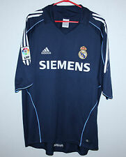 Real Madrid Spain away shirt 05/06 Adidas