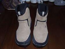 L.L. Bean Sz 10 Thinsulate Tan Boots Insulation Snow Warm Winter Khaki Hiking